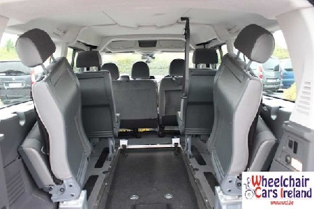 Layout of Citroen Dispatch Peugeot Expert